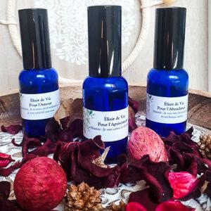 Trio d'huiles essentielles par Marie-Rose Poujardieu